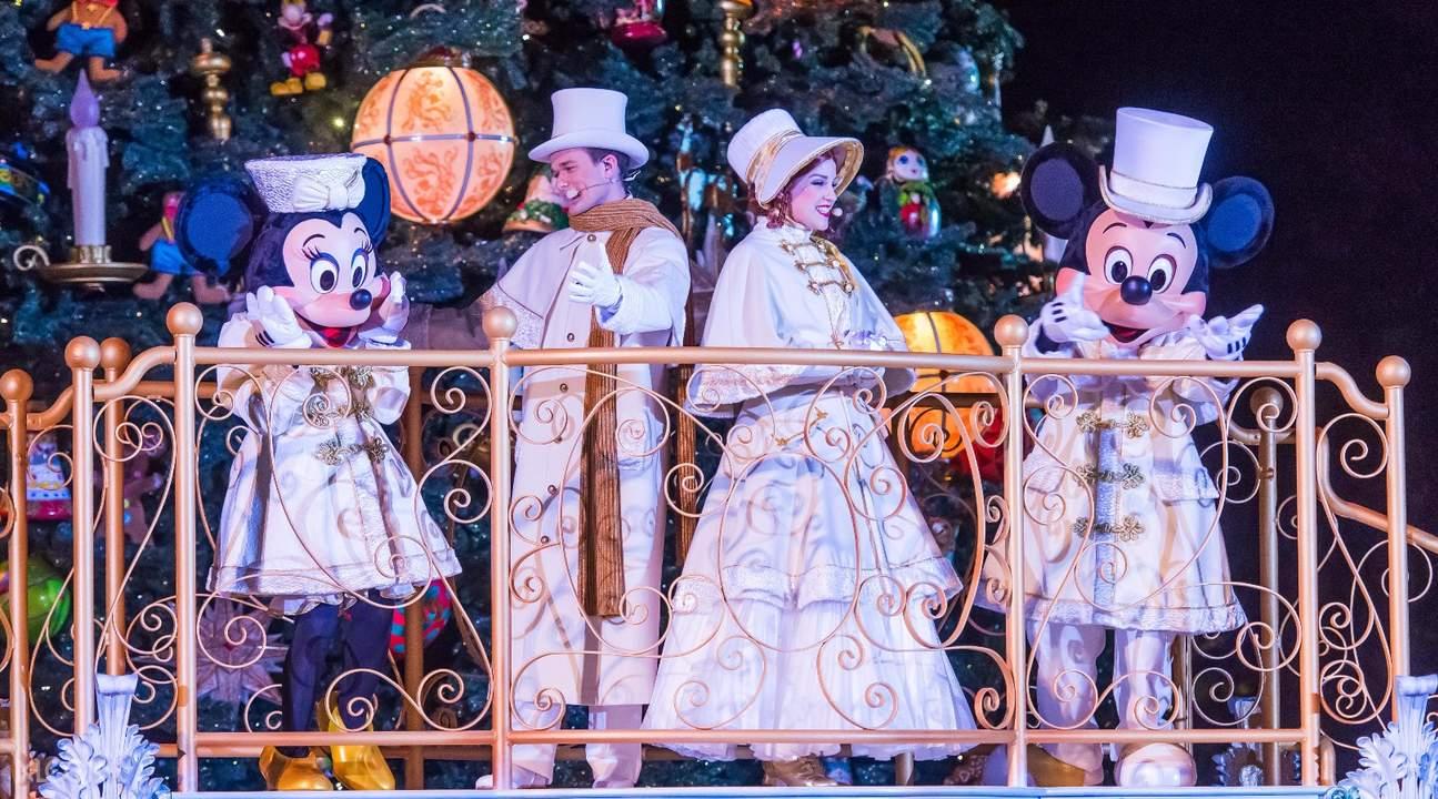 巴黎迪士尼乐园度假区 (Disneyland Resort Paris)